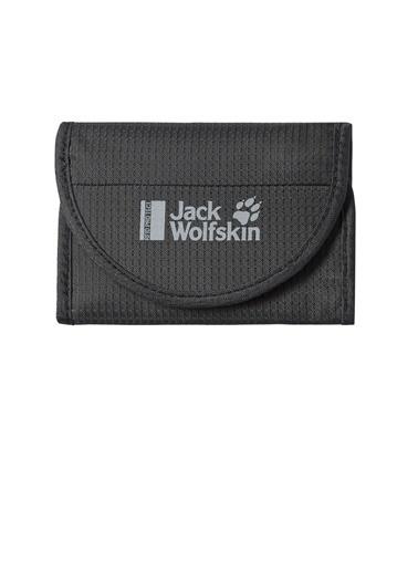 Jack Wolfskin Jack Wolfskin Cashbag Erkek Cüzdan 8006561-6350 8006561-6350014 Antrasit